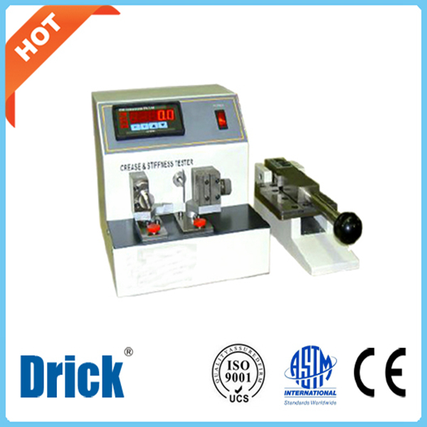 DRK153 Crease & rixidez Tester Featured Image