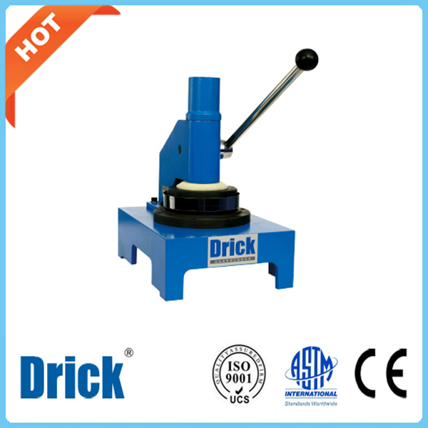 DRK114C Circle Sampel cutter