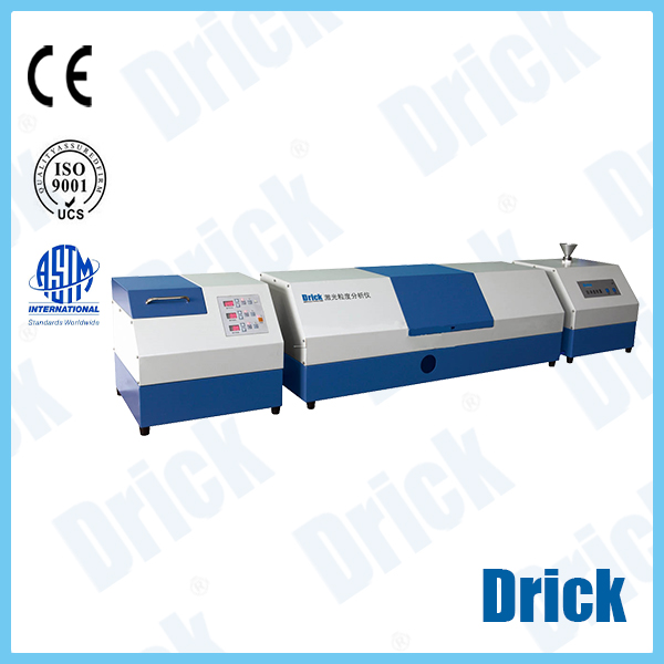 DRK-6260 ሌዘር ቅንጣት መጠን analyzer