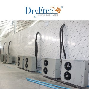 Industrial Paper Tube Or Wood Dry Machine
