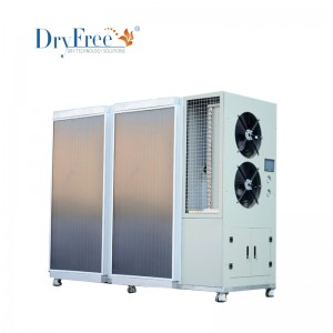 Heat Pump fanamainana hena Machine