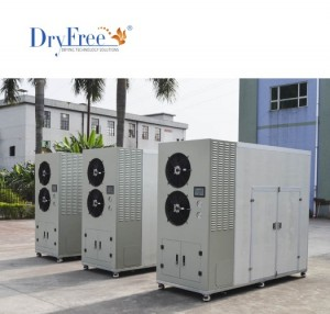 Heat pump hybrid solar Dried Fruit Equipment