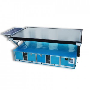 Solar Energy Vegetables Dehydration Machines