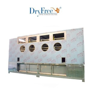 Full-Automatic Heat Pump Dry System