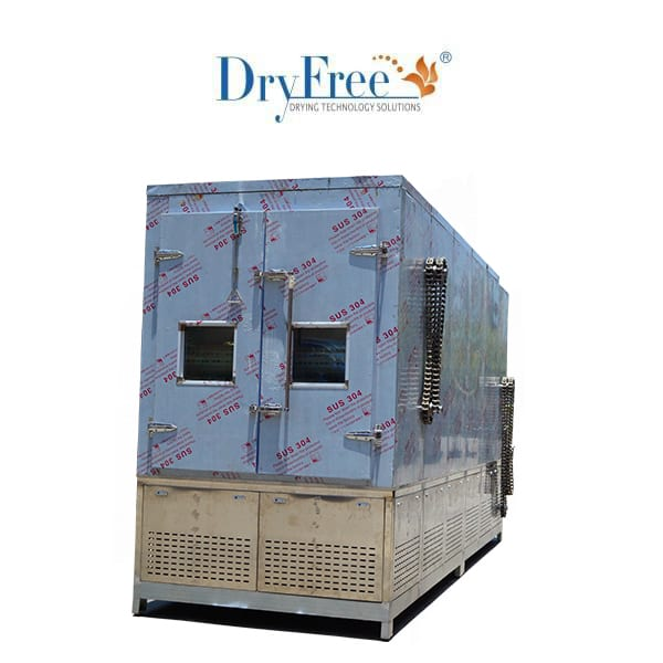 Industrial Sludge Dry And Dehumidify Machine Featured Image