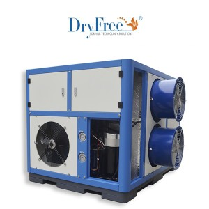 800kg Commercial Heat Pump Dryer