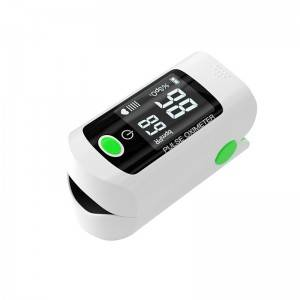 portable digital wireless easy operation pulse fingertip oximeter