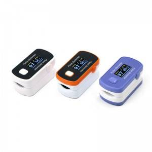 OLED display SpO2 measurement DS101 Finger pulse Oximeter