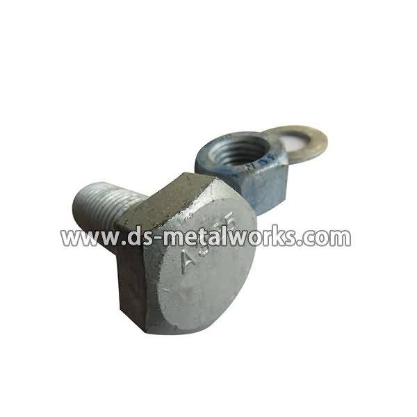 System HV Structural Bolts Price - ASTM F3125 High Strength Structural Bolts – Dingshen Metalworks