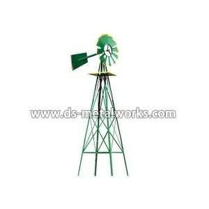 OEM Customized wholesale Metal Garden WindMill to Accra Manufacturer