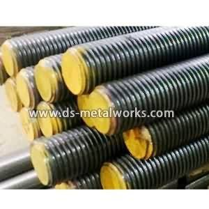 Good Quality ASTM A193 B16 All Threaded Rods Threaded Bars to Sri Lanka Manufacturer