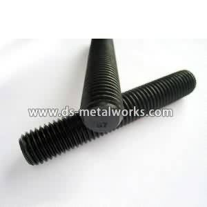 Online Exporter ASTM A193 B7 All Threaded Stud Bolts Wholesale to Montpellier