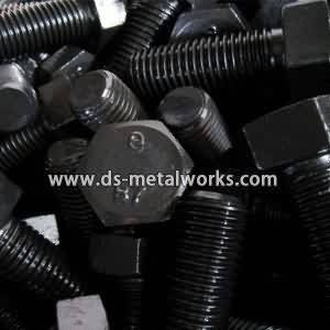 High Efficiency Factory ASTM A193 B7 Heavy Hex Bolts to Norwegian Factory