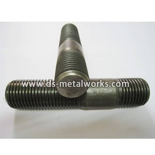 Factory directly provided ASTM A193 B7 Tap End Studs Double End Studs to Sheffield Manufacturers detail pictures