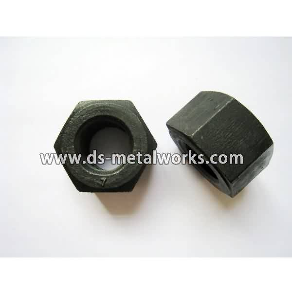 14 Years Factory wholesale ASTM A194 7 Heavy Hex Nuts to Yemen Factory