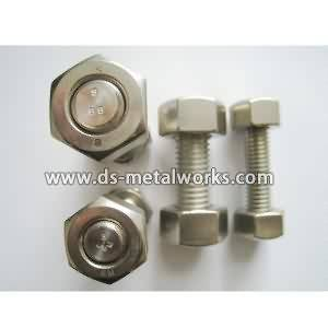 China New Product  ASTM A194 8 Heavy Hex Nuts Supply to Mombasa