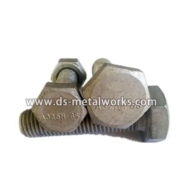 Factory Cheap price ASTM A325M 8S Heavy Hex Structural Bolts to Vietnam Factory