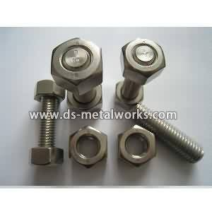 Factory wholesale price for ASTM A194 8M Heavy Hex Nuts for Brunei Factories