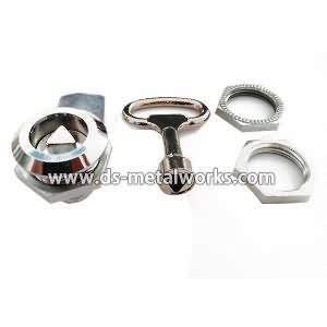 A194 2H Heavy Hex Nuts Price - Zinc Aluminum Alloy Die Casting Parts – Dingshen Metalworks