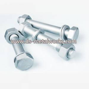 Din6914 Heavy Hex Structural Bolts