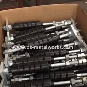 Top Quality ASTM F1554 Anchor Bolts Foundation Bolts to Italy Importers