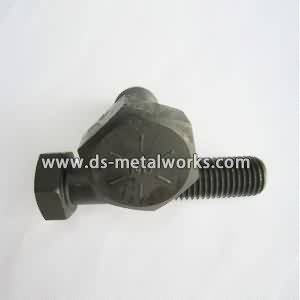Factory Cheap price SAE J429 Grade 8 Hex Bolts for French Factories