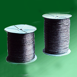 Flexibile Reinforced Graphite Yarns