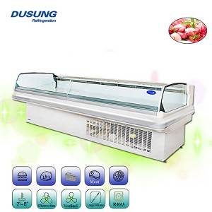 Low price for Open Display Fridge - Self-service Insight Single Deck – DUSUNG REFRIGERATION
