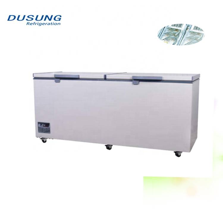 Commercial-Refrigerator-Cryogenic-Freezer-With-Cover