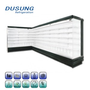 Display Commercial Equipment Supermarket Refrigerator