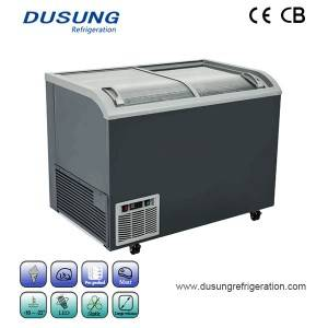 Commercial Refrigerator Convenience Store Frozen Food Mini Island Freezer