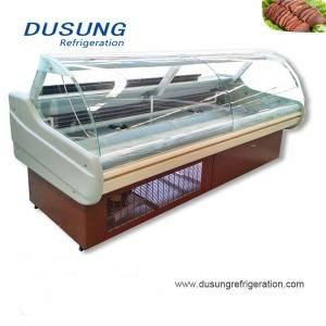 Commercial Refrigeration Butcher Meat Shop Equipment