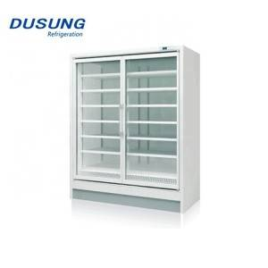 Mini shop Glass Door Refrigerator