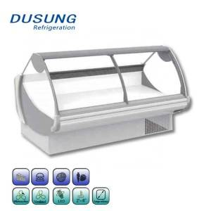 OEM Supply Glass Door Commercial Refrigerators -