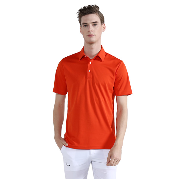 Custom summer breathable 100% polyester dry fit polo shirts