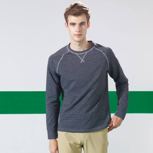 High Quality Crewneck Men's  Golf Sweater