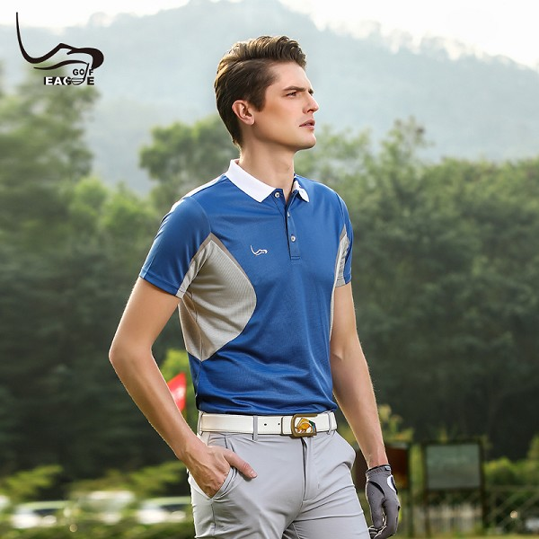 Supplier direct selling cheap short sleeve golf polo tee-shirt