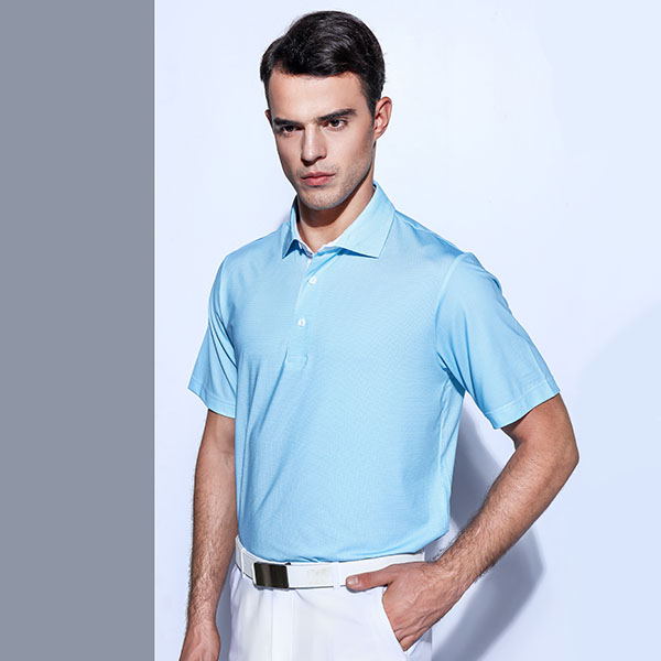Custom summer breathable sublimation dry fit polo shirts