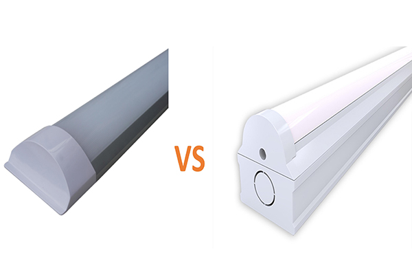 Choosing the wrong batten LED light increases maintenance costs