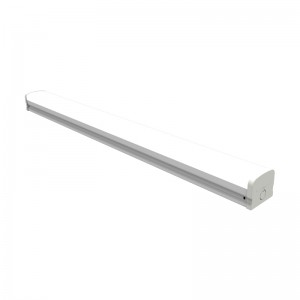 IP20 LED Batten Light Fixture For Shop