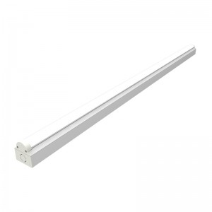 ODM Factory IP20 Surface Mounted Linear Light LED Tube Fixture Batten