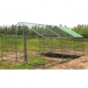 Metal Chicken Run for 1000 chicken  poultry cage layer   EYMR004