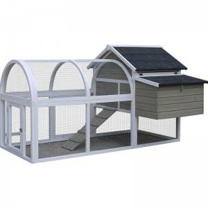 High quality wooden Clean chicken coop for Sale