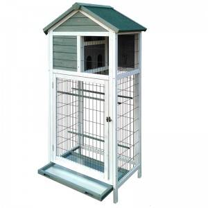 Custom High quality portable  large parrot cages for sale