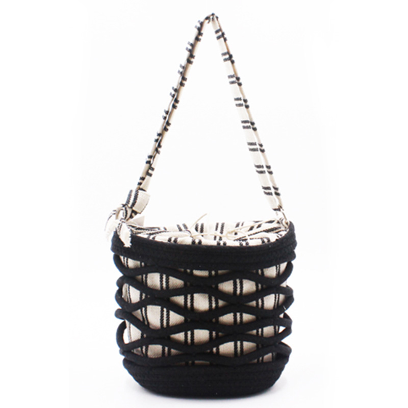 Top Quality Black Tote Purse - Eccochic Design Hand-made Bucket Bag – Eccochic