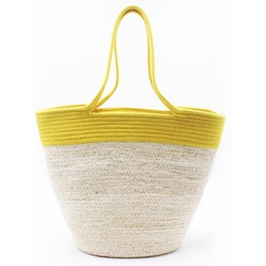 Factory made hot-sale Mini Tote - Eccochic Design Oversized Metallic Stripes Beach Bag – Eccochic
