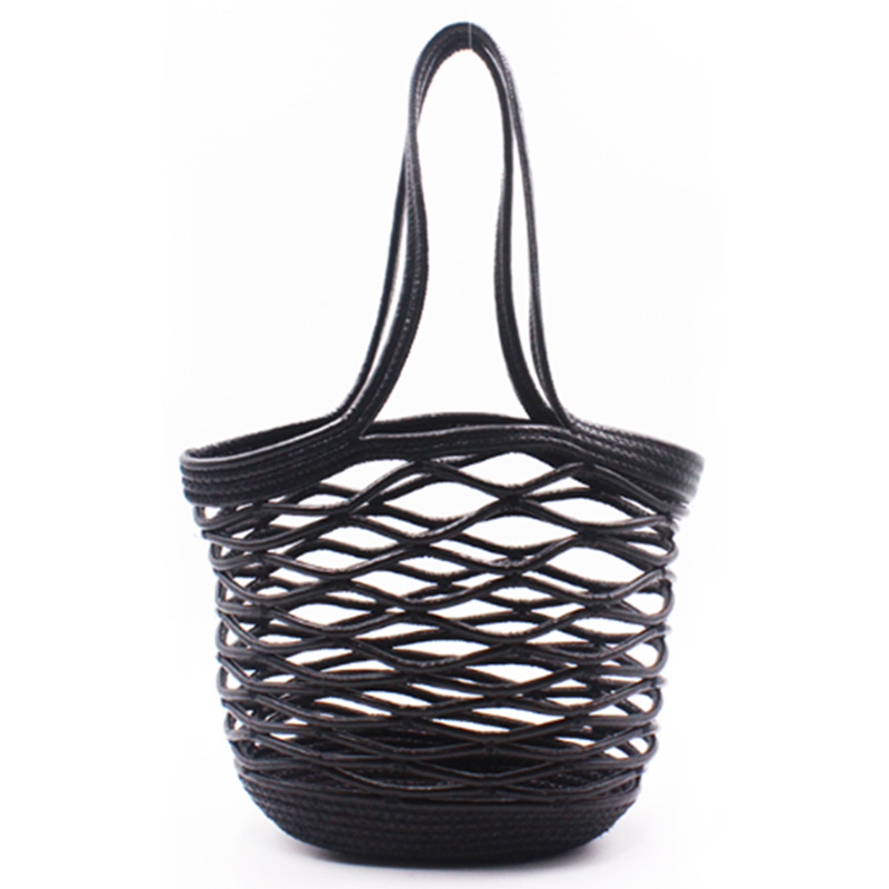 Best-Selling Nylon Bucket Bag - Eccochic Design Exclusive High Quality Pu Cord  Hand-made Shoulder Bag – Eccochic Featured Image