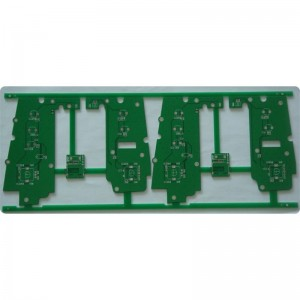 Complex Outline & Irregular Profile PCB1