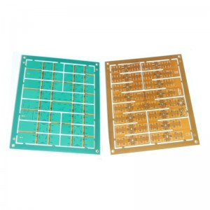 2019 wholesale price Aluminum Based Led Pcb Board - 3 layers Flex-rigid PCB – ECO-GO