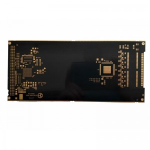Black Rigid PCB
